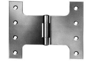 DoorHandleParts - 100mm 4'' Parliament Hinges Self Coloured,Bright Zinc or Electro Brassed, £9.99 (http://www.doorhandleparts.com/100mm-4-parliament-hinges-self-coloured-bright-zinc-or-electro-brassed/)