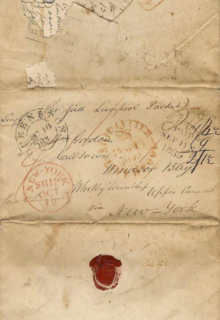 Handwritten cover letter lined paper