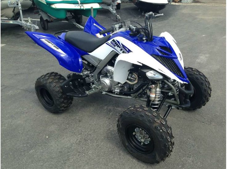 Raptor 650 4 wheeler gallery for Four wheelers yamaha for sale