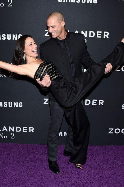 Nigel Barker Photos - 'Zoolander 2' World Premiere - Zimbio