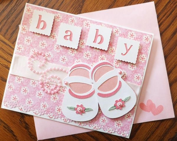 207 best handmade baby cards images on pinterest  baby