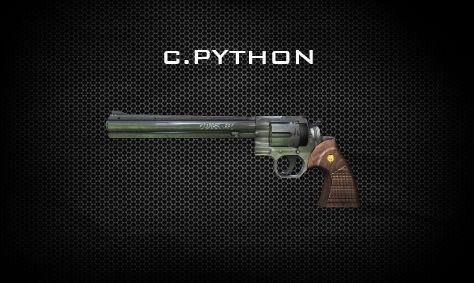 C.Python