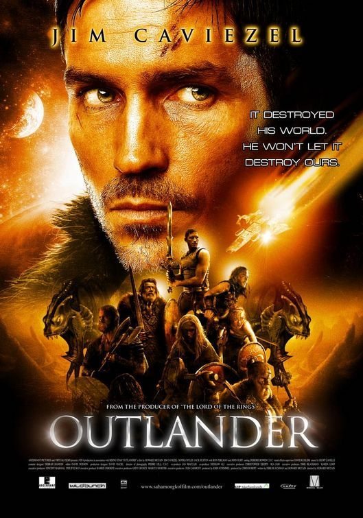 Outlander - Yet another movie that was discovered quite by accident.  Surprisingly good.
