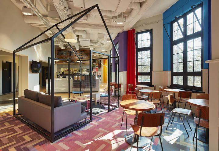 Ostello di Design ad Amsterdam | lartdevivre - arredamento online