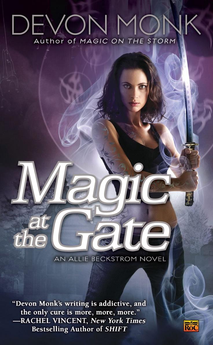 Magic At The Gate  Devon Monk