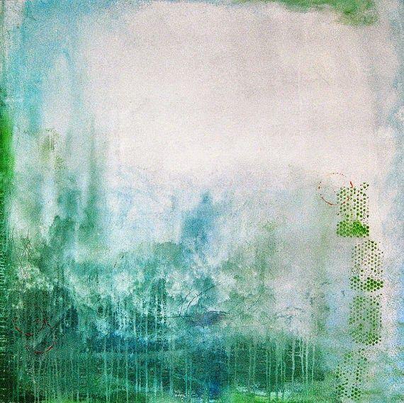 DIY Abstract Painting   DIY beautify