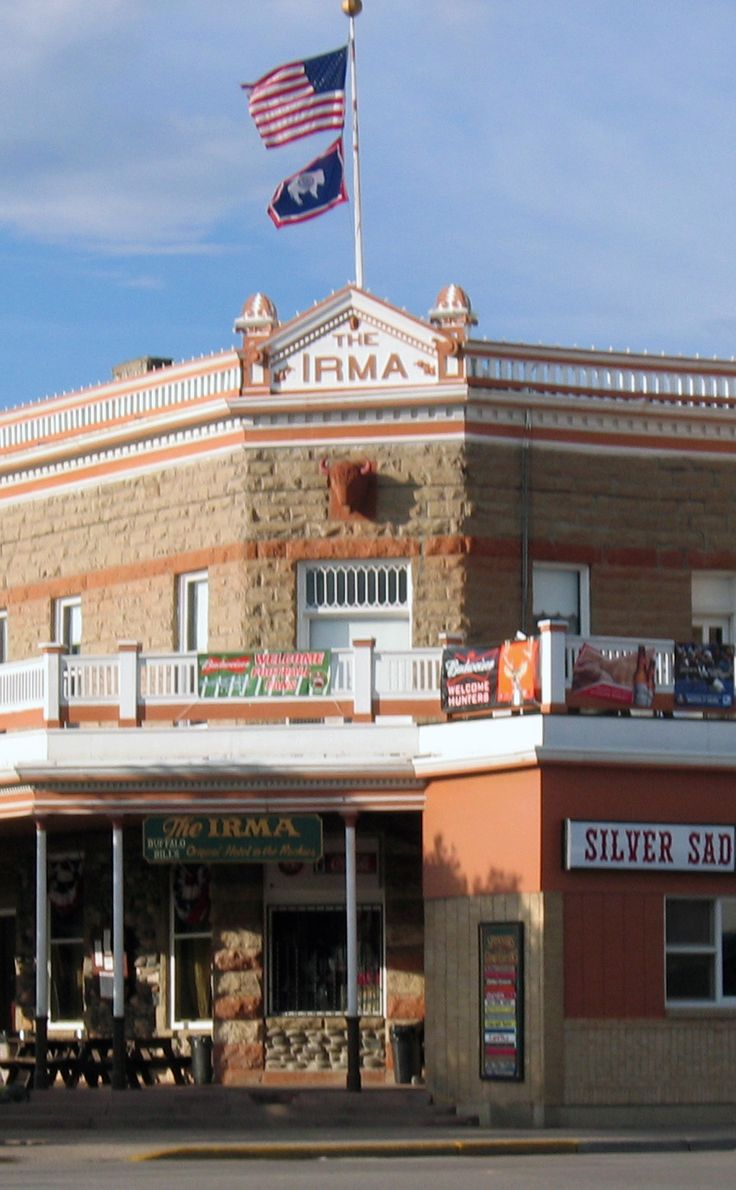 Irma Hotel | Travel | Vacation Ideas | Road Trip | Places to Visit | Cody | WY | Hotel