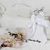 """""""With This Ring"""" White Favor Box (Set of 12) – AUD $ 6.05"""