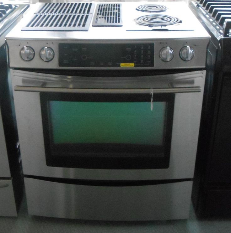 Amana Draft Down Cooktops ~ Best new additions to our appliance store images on