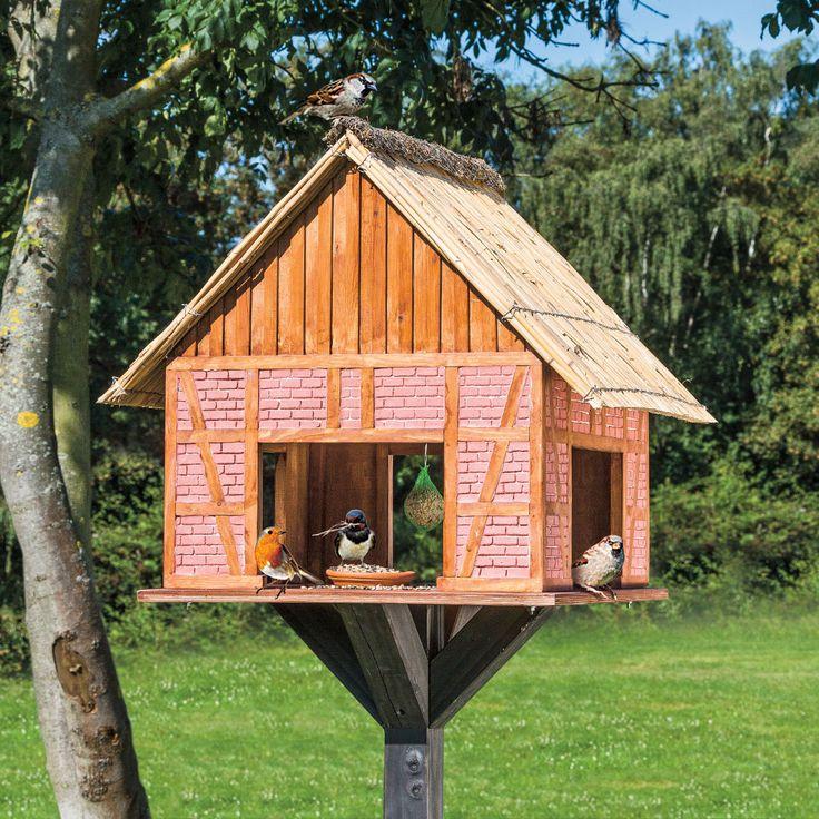 Die besten 25 bauplan vogelhaus ideen auf pinterest vogelhaus pl ne vogelh user und - Vogelfutterhaus bauplan ...