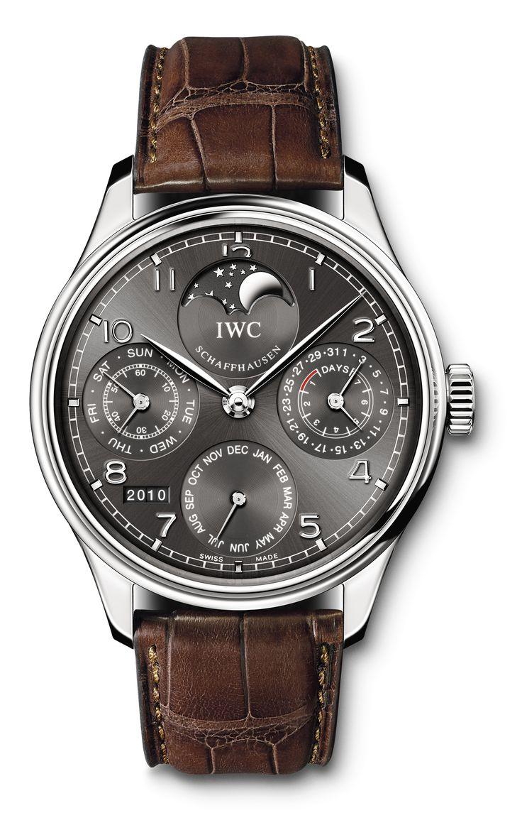 IWC Portuguese Perpetual Calendar Perpetual Moonphase IW502307