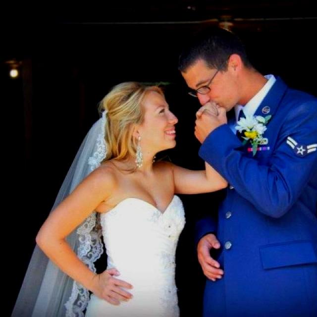 Air force wedding: Air Force Wedding