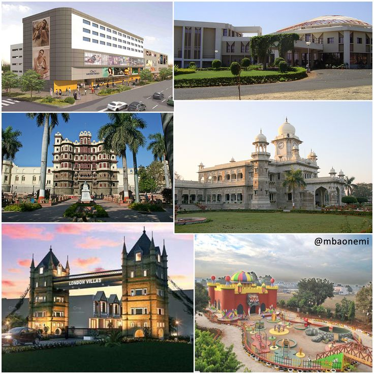 Indore is the largest city of the Indian state of Madhya Pradesh. Via MBAonEMI  #Indore #City #Lovely #Amazingpicture #India #Travel #Architecture #Cities #Tourism #Cityscape
