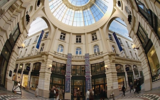 The Hague, Holland....a shopping paradise!!