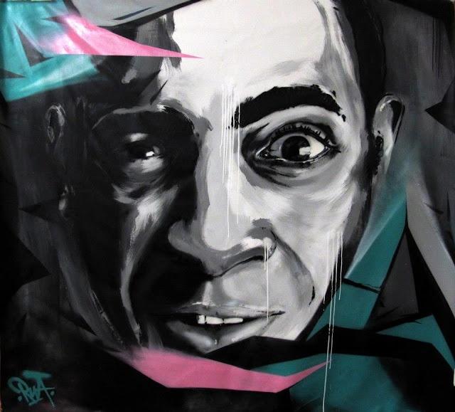 DRAW : Graffiti Canvas Art - WallArt101