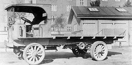 The original Garford truck.