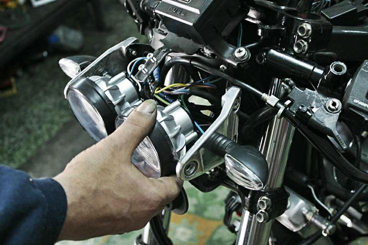 #motorcycle #customizing #honda #transalp #project  https://www.facebook.com/j.sourmelidis