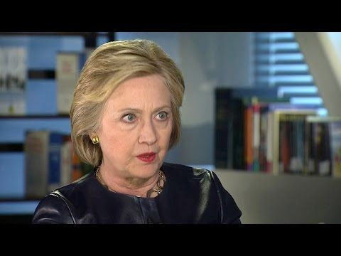 "Depends on definition of Republican: Hillary Clinton ""A Lot"" Of Republicans Are ""Interested"" In Reaching Out To My Campaign 
