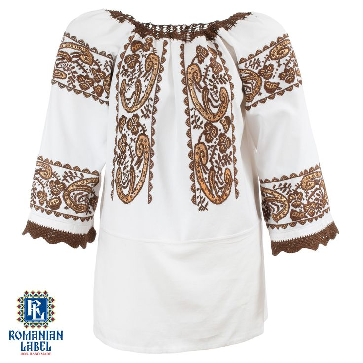$147 No doubt you'll take all the spotlight when you'll walk in wearing this 40 years old vintage traditional blouse!