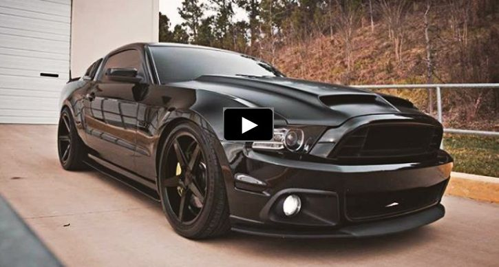 Nicely Customized 2013 Mustang Gt Review Mods Hot Cars 2013 Mustang Gt Mustang Gt 2013 Mustang