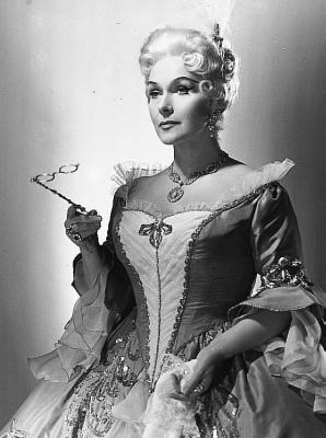 Elisabeth Schwarzkopf (1915-2006) German-born Austrian/British soprano