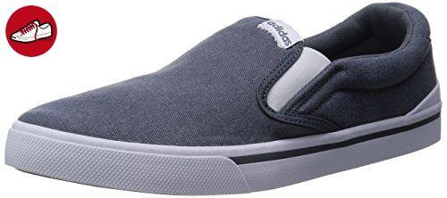 adidas neo Park ST Slip On Schuhe Herren Slipper Sneaker Grau F98072, Grau, 41 1/3 (*Partner-Link)