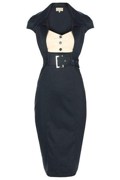 Winona Pencil dress http://www.misswindyshop.com/en/shop/brands/lindy+bop/winona+pencil+dress