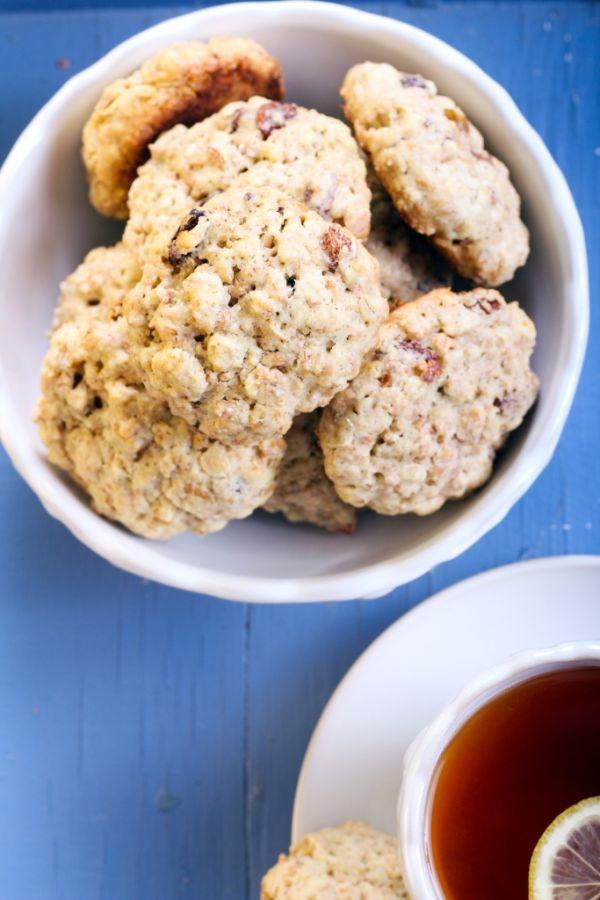 Zdravé ovsené sušienky - Recept pre každého kuchára, množstvo receptov pre pečenie a varenie. Recepty pre chutný život. Slovenské jedlá a medzinárodná kuchyňa