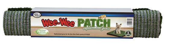 Four Paws Wee-Wee Patch Small Indoor Potty Dog Housebreaking Tray >>> Read more at the image link.