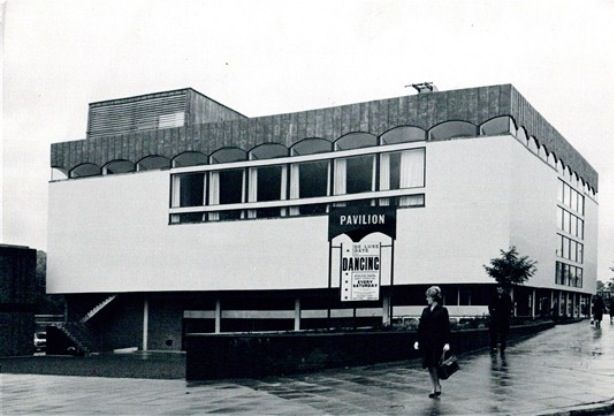 The Pavillion, now all gone!!!!