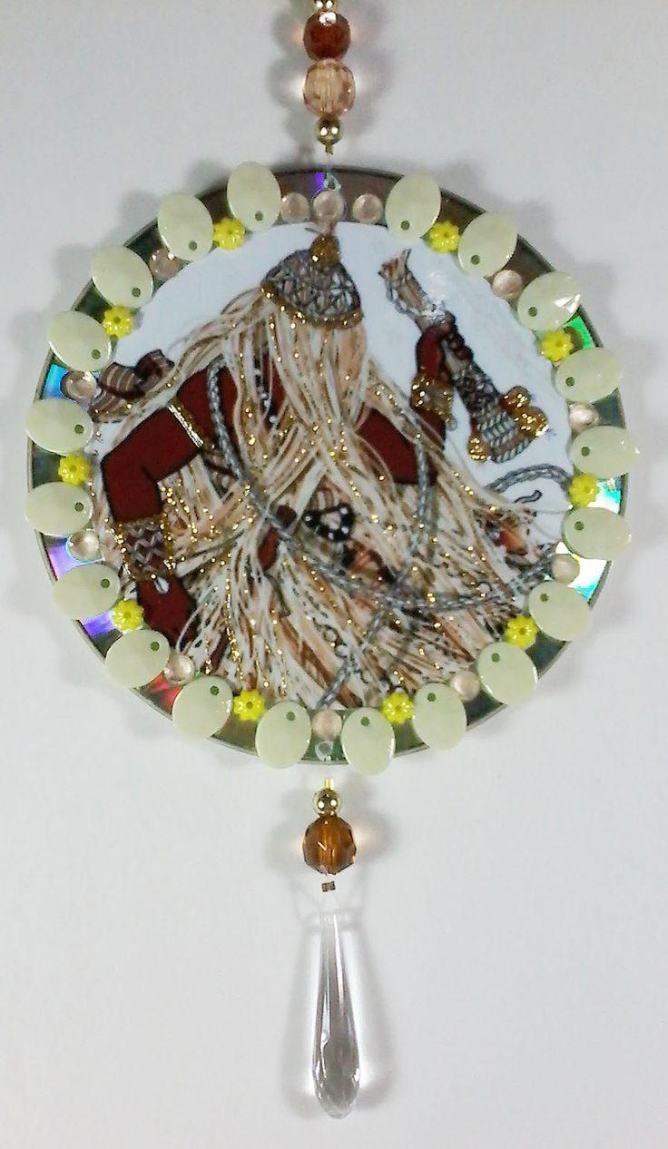 Mandala Obaluaê 1
