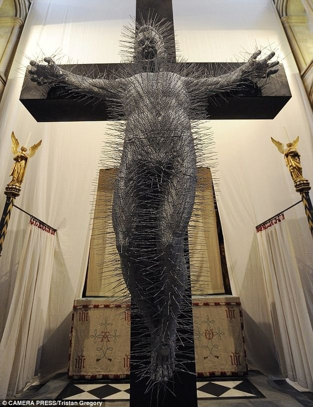 coathanger jesus