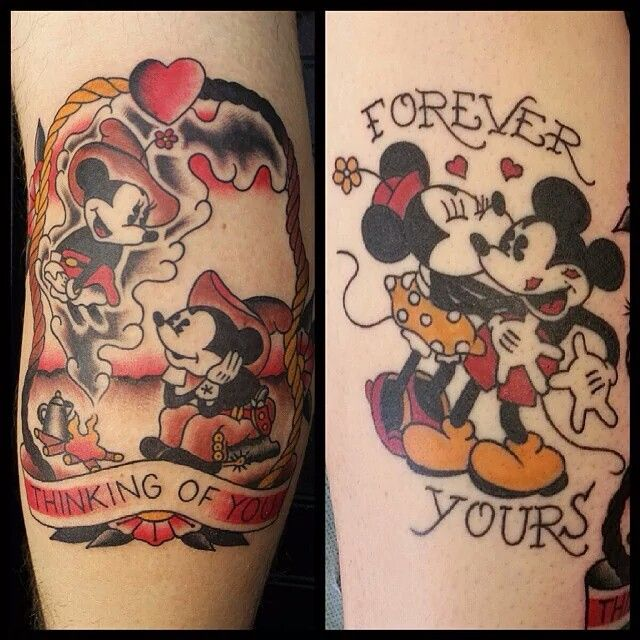 Best 25 mickey mouse tattoos ideas only on pinterest for Disney temporary tattoos mickey mouse