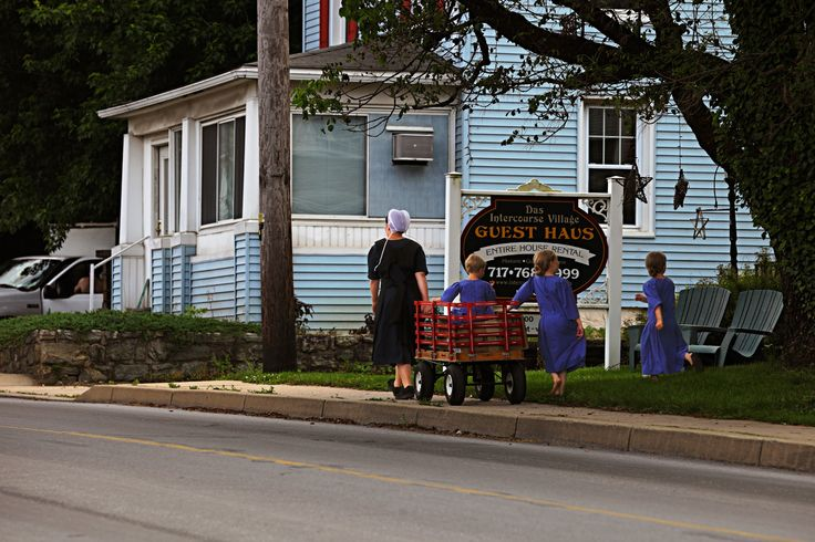 Amish way of life by Christophe Prenel on 500px Lancaster, USA