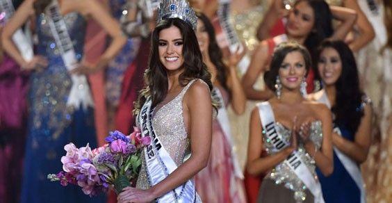 Paulina Vega è Miss Universo 2015 | RadioWebItalia.it – Notizie Musicali e Radio Online |
