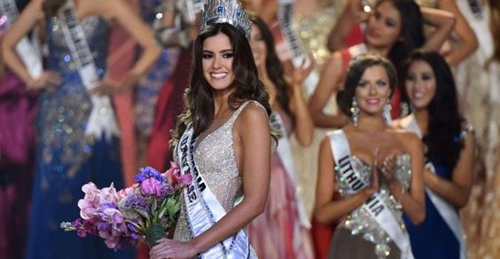 Paulina Vega è Miss Universo 2015   RadioWebItalia.it – Notizie Musicali e Radio Online  