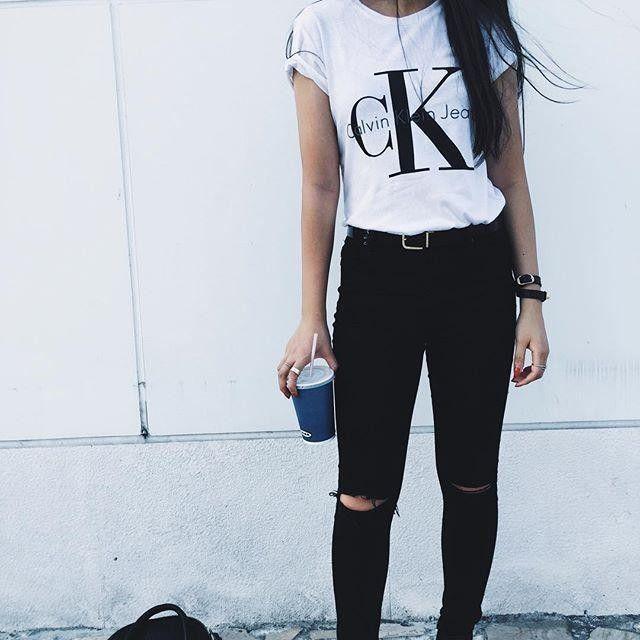 Calvin Klein Jeans BEA - High-top trainers - black k95u2mSo