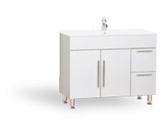 Meuble-lavabo - Meubles-lavabos vanités - Mobiliers de salle de bain - Salles de bain - Produits - Bain Dépôt
