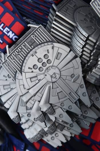 Runners, Star Wars Half Marathon Disneyland registration opens June 14!