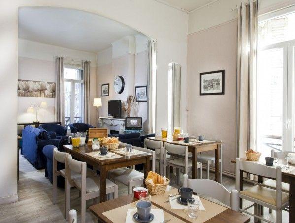 hotel-sylvabelle-marseille, €72 / night quad room
