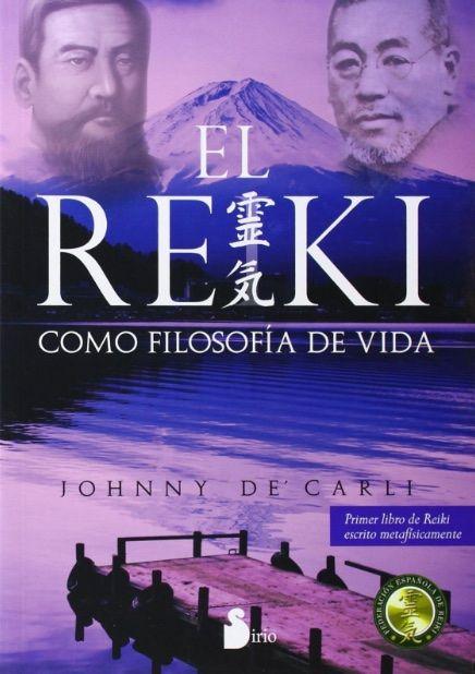 El Reiki como Filosofía de Vida. Johnny De Carli, autor del best seller Reiki Universal, expone en éste, su último libro, el verdadero significado espiritual de la práctica del Reiki. Más información: http://amzn.to/2mbXt8K