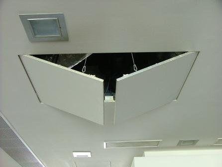 Fresh Basement Ceiling Access Panel