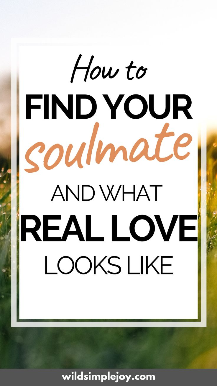 How to Find Your Soulmate in Life! | Finding your soulmate