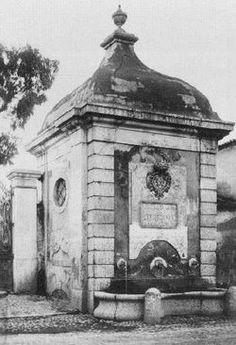 Chafariz das Mouras, 1959