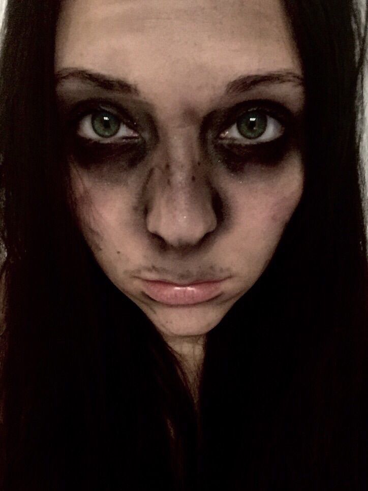 """Dal film """"la madre"""" #makeup #carnival #halloween #themother #horror"""