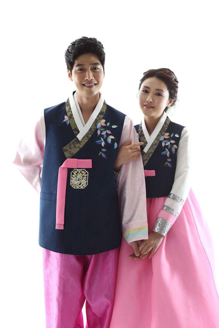 22 besten Couple\'s HanBok Bilder auf Pinterest
