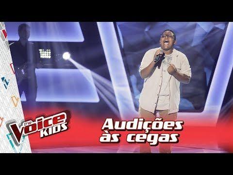 Letras: Pedro Sousa canta 'Oh Happy Day' na Audição – 'The Voice Kids Brasil'   3ª Temporada