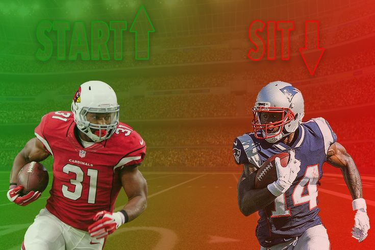 It's fantasy Championship week! Each week the DFF Army analyzes upcoming games, researches team injury reports, and checks-in on any depth chart movement – all in an effort to offer you weekly start/sit recommendations. Our starts feature some under-owned, off-the-radar, sleeper-types w...