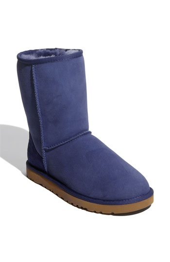 Purple Uggs for taking the dog out in the morning? I think I need these. Please and thank you.