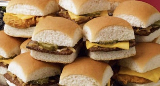 Why Drive All The Way To White Castle When You Can Make This Copy Cat Hamburger Recipe At Home?